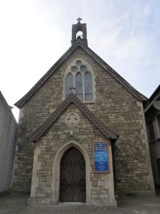 Parish Church Front View