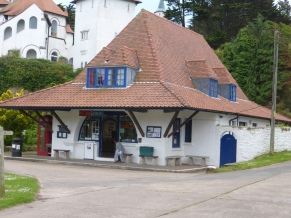 Caldey Post Office