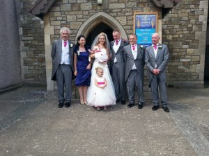 Wedding of Lucia and Ben