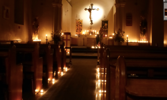 Marian Prayers by Candlelight