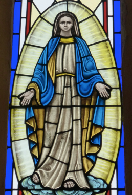 Narberth Stained Glass