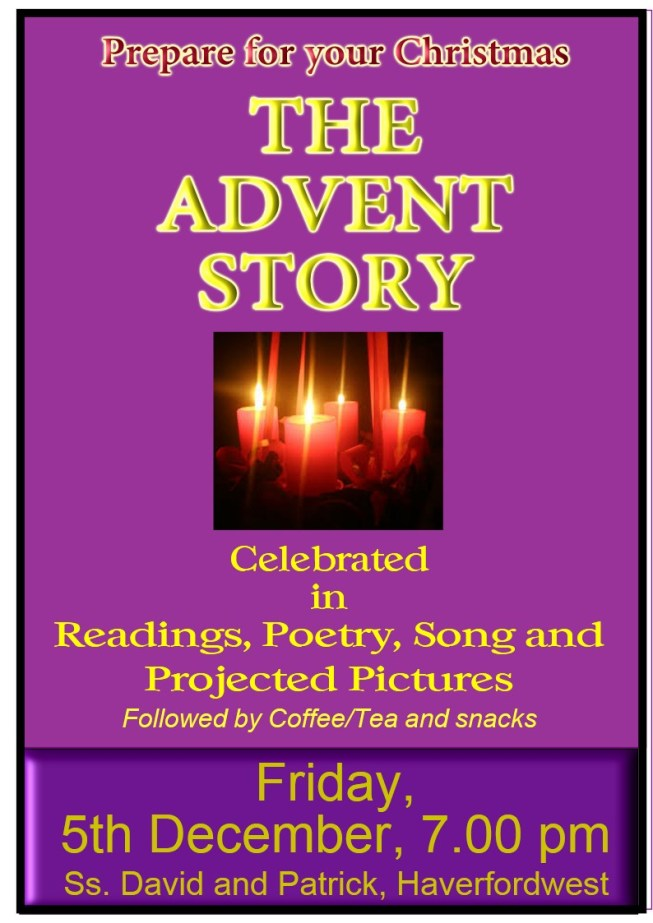 Advent Story Poster 2
