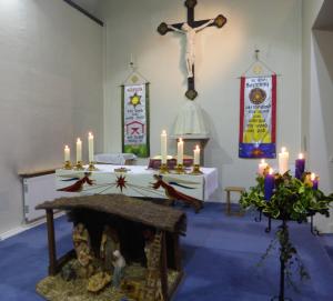The Christmas Altar