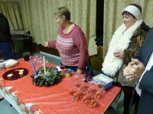 Food and drink and Christmas