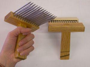 Blaise comb