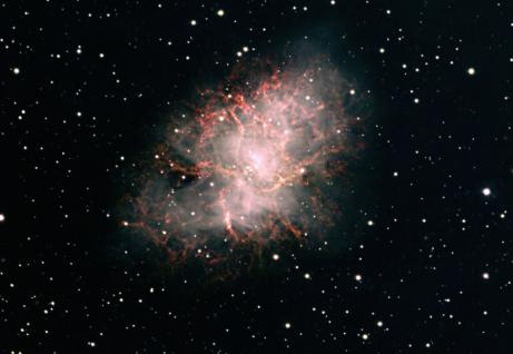 Crab Nebula 2
