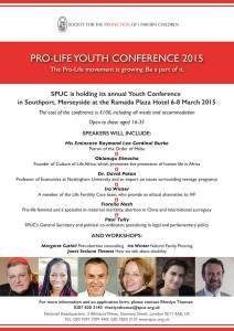 Youth Conference leaflet 2015 digital version