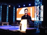 Cardinal Tagle at Flame2