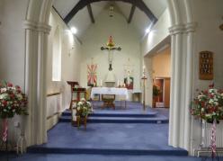 St David and st Patrick