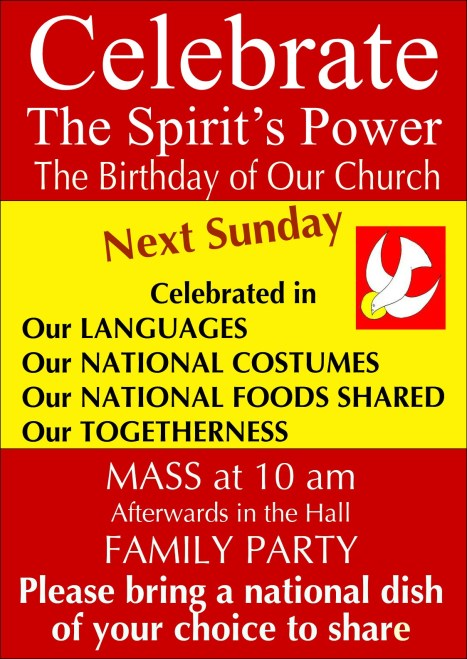 Pentecost Poster email