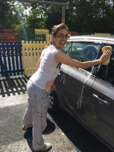 The Big Car Wash with Jess